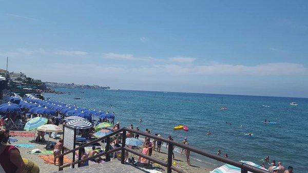 la spiaggia di citara