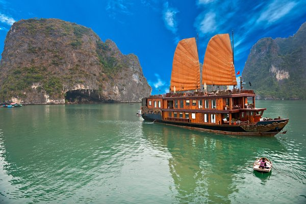 vacanza vietnam baia ha long