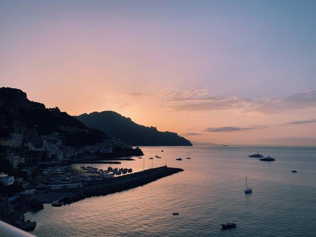 Il tour in barca sulla Costiera Amalfitana