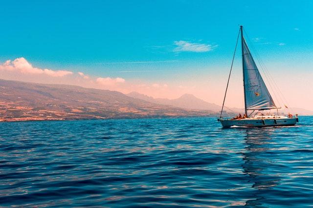 Gargano in Barca a Vela: da Vieste a Rodi